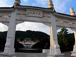 故宫博物院并不是只有北京有 台北故宫博物院也不错!