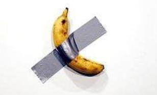 一根香蕉卖12万 一根黏在墙上的香蕉竟然如此昂贵