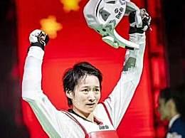 吴静钰创造历史 时隔4年再度登上世界舞台
