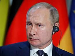 普京回应禁赛 带有鲜明的政治色彩