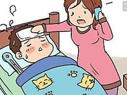 宝宝发烧常见物理降温方法 宝宝发烧正确护理方法