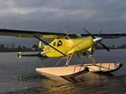 首架电动飞机首飞 电动飞机首飞100名旁观者围观