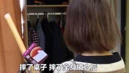 被人从家打到楼道 深圳家暴男子已道歉被拘5日