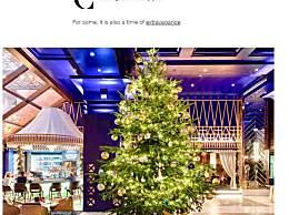 全球最贵圣诞树 装饰品包括著名奢侈品