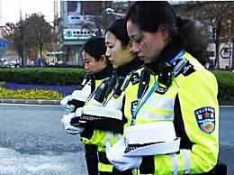 南京全城鸣笛致哀 为南京大屠杀死难者默哀