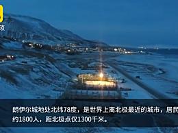 地球最北小镇升温4度 北极熊失去食物 驯鹿大量死亡