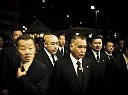 日本黑帮老无所依 老一辈成员苟延残喘处境堪忧