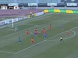 中国女足0-3日本 对阵日本女足已四连败