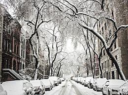 北京暴雪蓝色预警!局地将出现大于10毫米的暴雪
