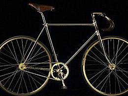 全球最贵自行车 售价高达67万