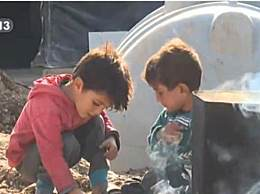 难民数量最高纪录 超半数难民是18岁以下未成年人