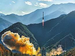 我国成功发射两颗北斗卫星 以一箭双星方式成功发射