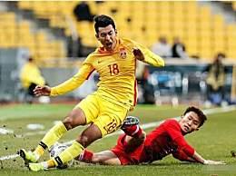 国足获东亚杯季军 国足2-0中国香港比赛回顾
