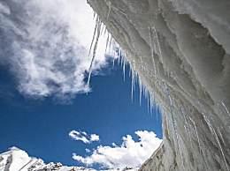 我国五分之一冰川消融 白色警钟敲响