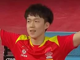 国乒小将因摔拍无缘世乒直通赛 此前队内选拔第一