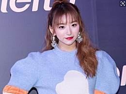 孔雪儿为什么退出JYP?孔雪儿个人资料简介