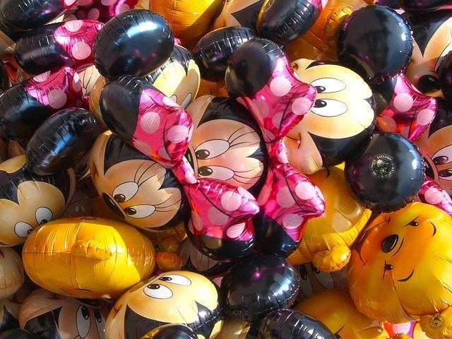 东京迪士尼陷气球荒 或因进口氦气价格飞涨