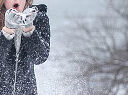 北京迎来第三场雪 近期北京地区天气预报出炉