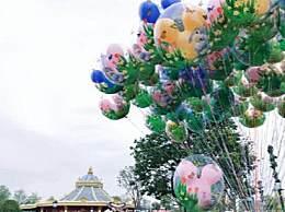 东京迪士尼气球荒 或因全球性氦气供应不足