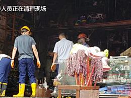 广东中山一家6口葬身火海 目前事故原因正在调查之中