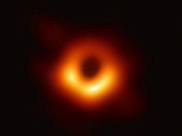 2019年10大科学突破!人类历史上首张黑洞照片问世