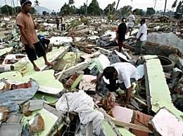 印度洋海啸15周年 浪高30米20多万人遇难
