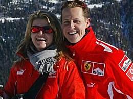 舒马赫妻子发声 舒马赫滑雪事故6周年身体状况成谜