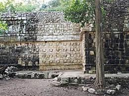 墨西哥发现千年玛雅宫殿 公元600年至1050年之间有人居住过