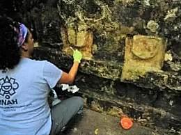 墨西哥发现千年玛雅宫殿 上层玛雅人居住的地方