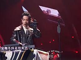 肖战张韶涵合唱《Faded》!摇滚范十足嗨翻全场