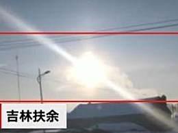 吉林天空三个太阳 为什么会出现幻日现象