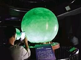 世界上最大夜明珠 重达10吨价值22亿