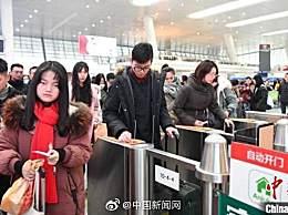 春运火车票已售出超3亿张 你买到回家的车票了吗