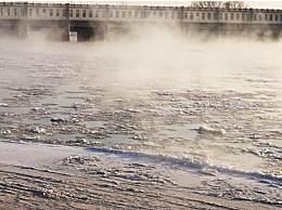 内蒙古水煮黄河 内蒙古出现水煮黄河奇观的原因原理