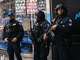 美国华盛顿进入戒备状态 各城市都加强了警戒