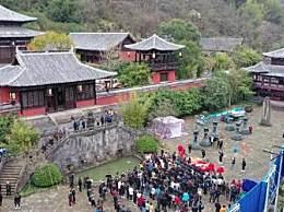 王晶版《倚天屠龙记》低调开机 取景地在浙江新昌
