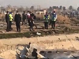 乌克兰坠机事故遇难者来自至少7个国家 近半是伊朗人