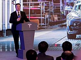 马斯克感谢中国政府 2020年在中国仍将面临挑战