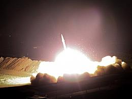 美驻伊拉克军事基地被袭内部画面 伊朗发射15枚导弹11枚命中