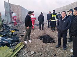 乌克兰客机坠毁 机上人员全部遇难共180人