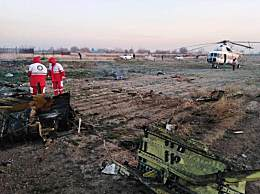 乌克兰客机德黑兰附近坠毁 机上人员180人全部遇难