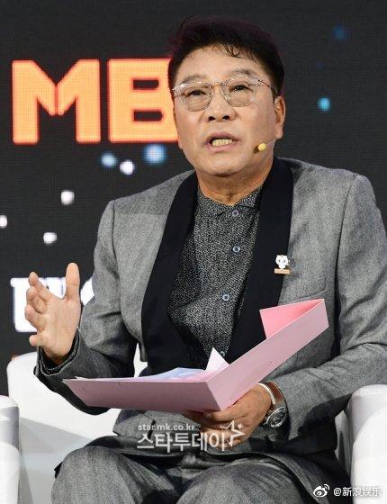 韩国SM公司会长李秀满:计划在中国制作选秀节目