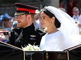 """哈里梅根宣布退出王室 放弃英国""""高级""""皇室成员身份"""