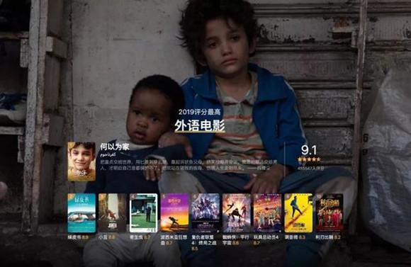豆瓣年度评分最高外语片排行榜 最值得一看的外国电影都在这里