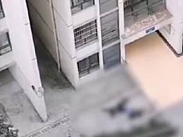 重庆一男子跳楼砸中路人 跳楼砸人悲剧再度上演