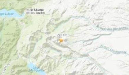 阿根廷5.3级地震 阿根廷5.3级地震最新消息