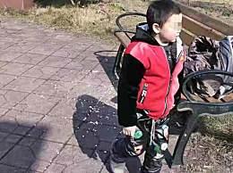 忙着回微信4岁儿子失踪身亡 所有的父母都应引以为戒