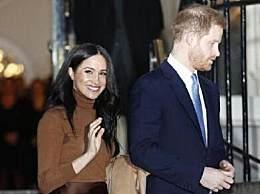 英女王表示尊重哈里夫妇决定 哈里王子为什么退出王室