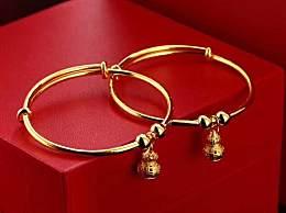 黄金手镯花纹都代表什么含义 黄金手镯戴左手好还是右手好
