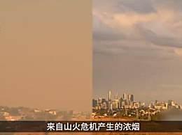 在澳华人称空气污染致呼吸困难 澳大利亚山火严重影响空气